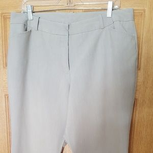 Worthington size 16 modern cut dress pants
